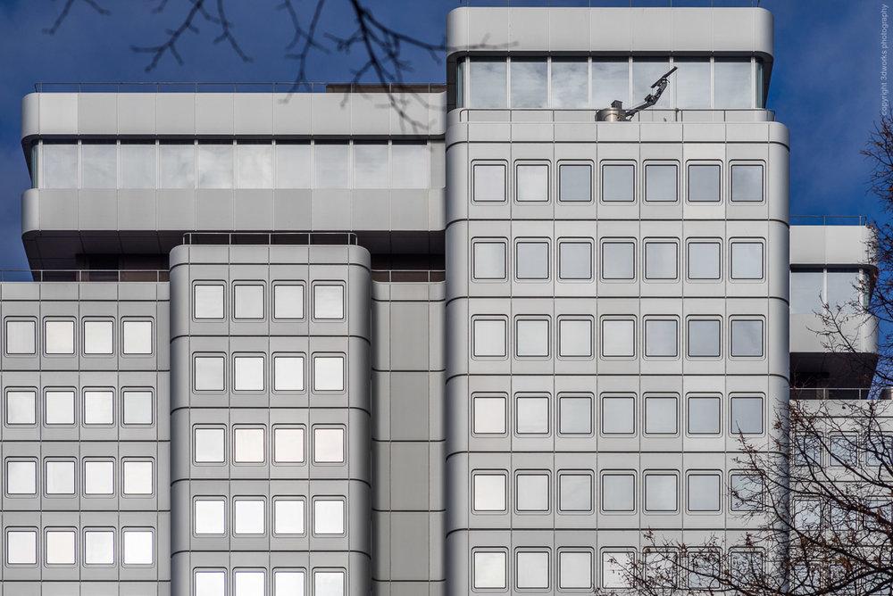 Architekturfotografie / DRV Berlin - Sanierung Hauptgebäude und Neubau / Foto: Markus Gröteke / architecureshooting