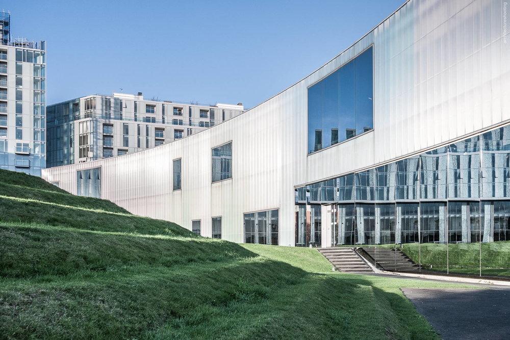 Laban Dance Centre, London - Herzog & de Meuron