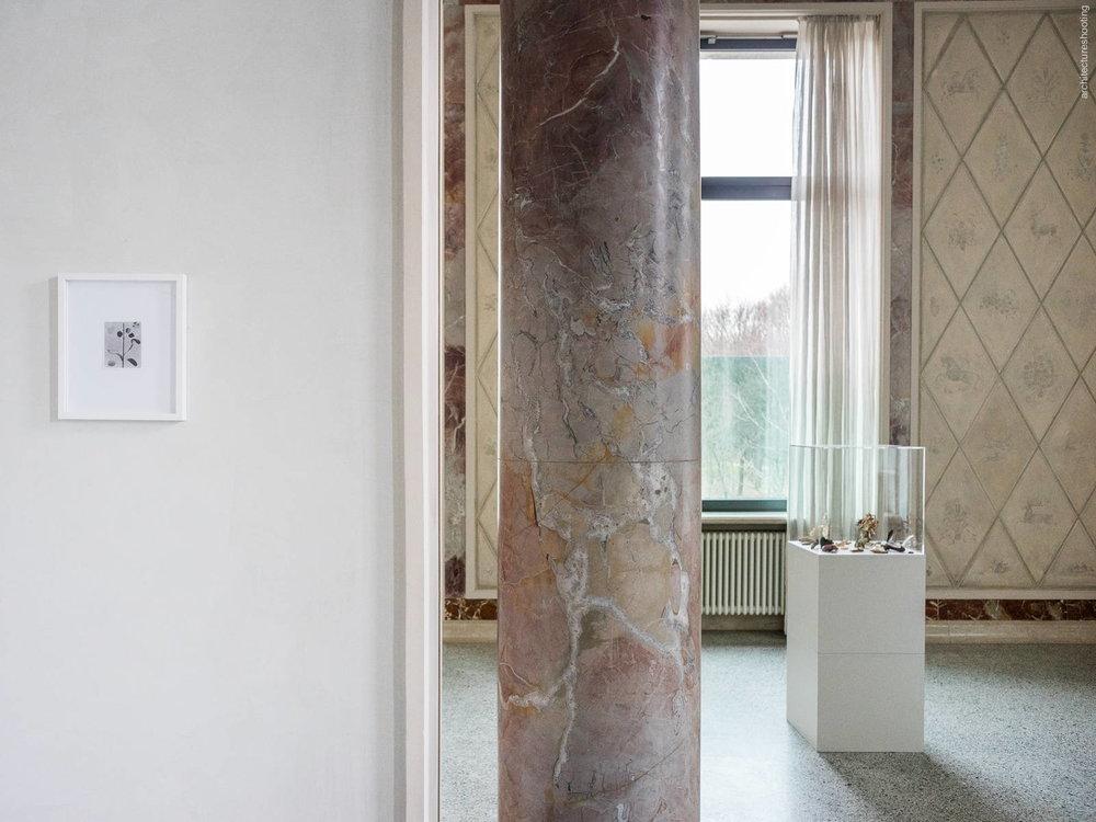 Italienische Botschaft, Berlin - Michaela-Maria Langenstein