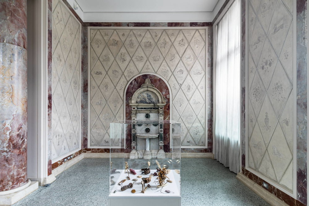 Michaela-Maria Langenstein - Italienische Botschaft, Berlin