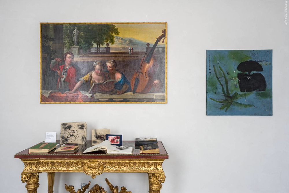 Elisa Montessori - Italienische Botschaft, Berlin