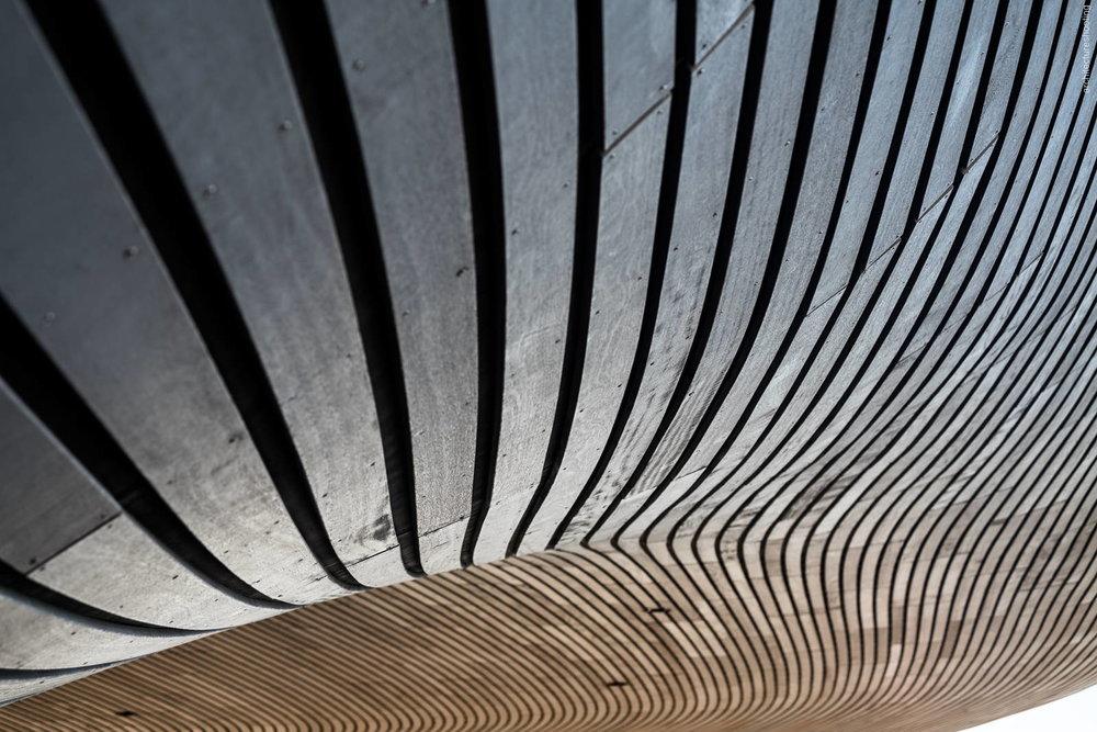 London Aquatics Centre, London - Zaha Hadid 2012