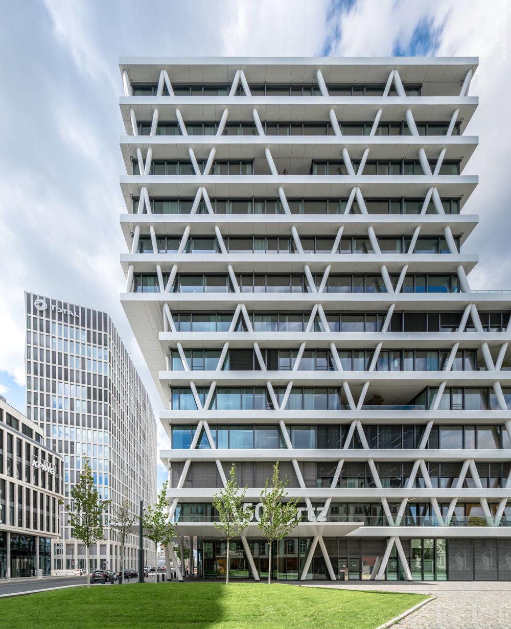 50hz Headquarters, Berlin - LOVE architecture and urbanism, Graz / Kadawittfeldarchitektur, Aachen, 2016