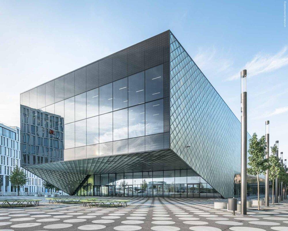 Futurium, Berlin - Richter und Musikowski in Zusammenarbeit mit JUCA landschaftsarchitektur