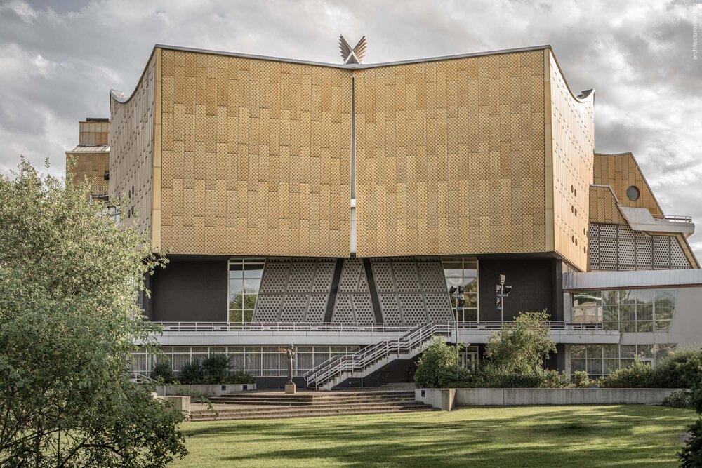 Berliner Philharmonie - Hans Scharoun