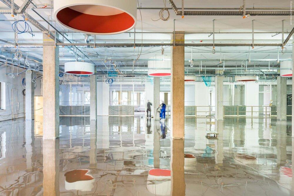 Gebäude der Deutschen Rentenversicherung-Bund in Berlin, Neubau 2017 - Gerkan, Marg und Partner