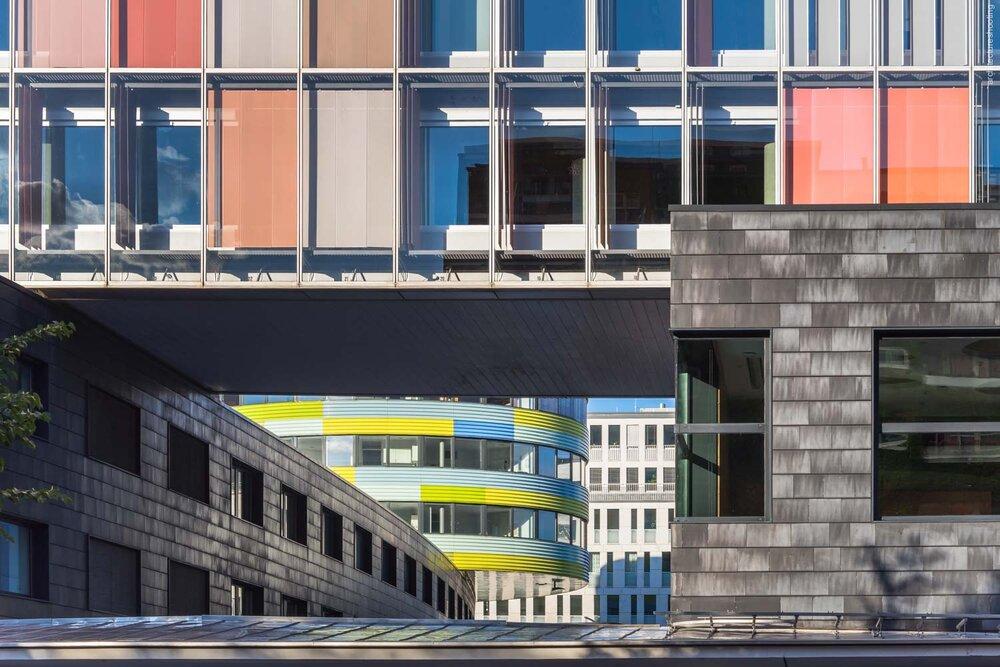 GSW Hochhaus, Friedrichstraße Berlin - Sauerbruch Hutton Architekten