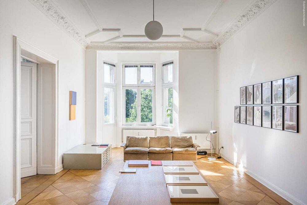 Interieurfotografie / Wohnung Marco Gietmann, Berlin