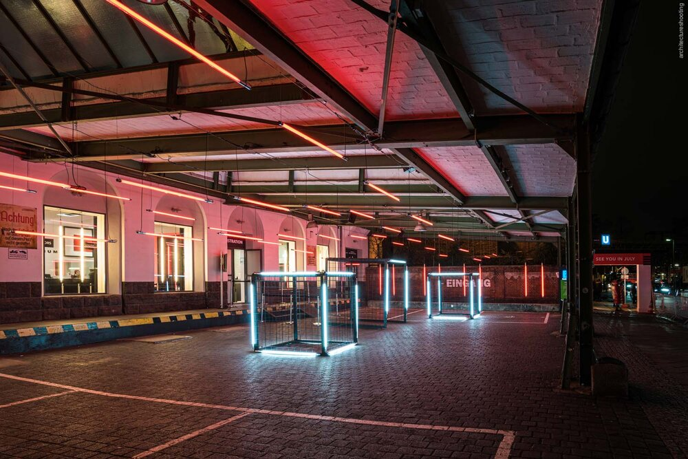 PREMIUMBERLIN 2019 set design - UNDPLUS Berlin