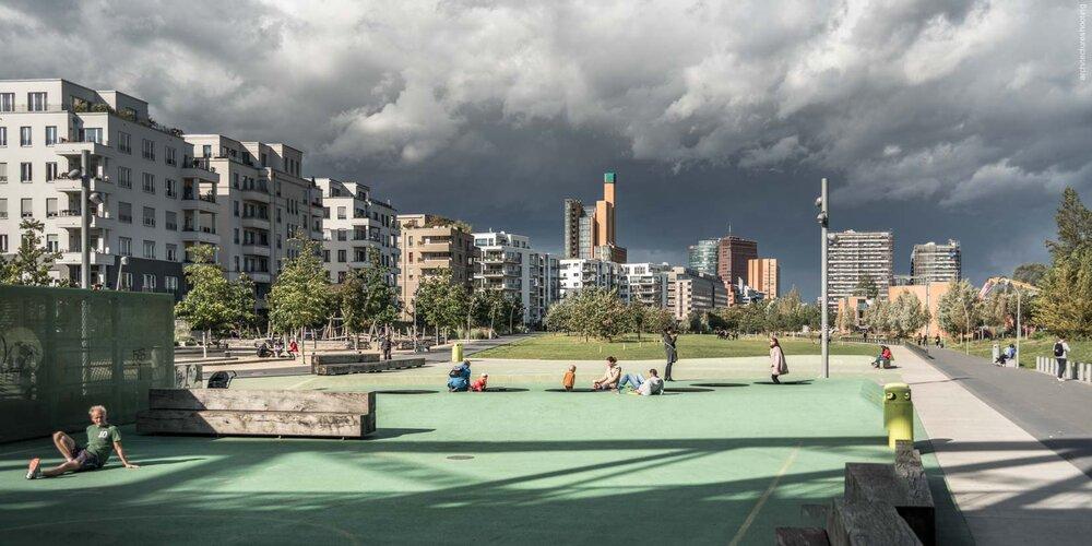 Park am Gleisdreieck, Berlin - Atelier LOIDL Landschaftsarchitekten