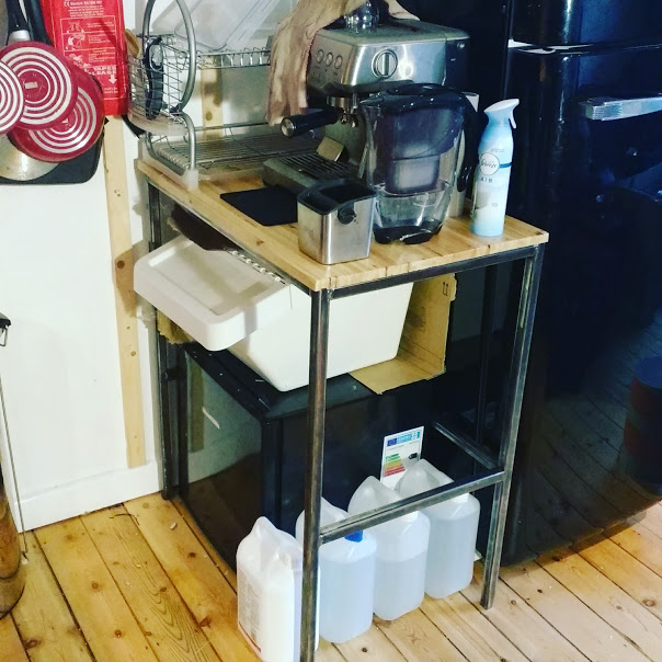 Kitchen Surface- £200