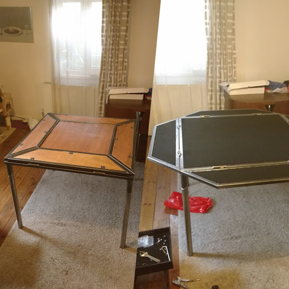Folding Game Table- £600