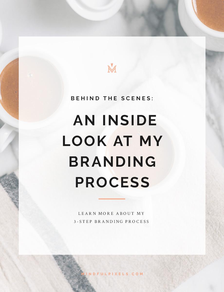 Mindful Pixels - My Branding Process