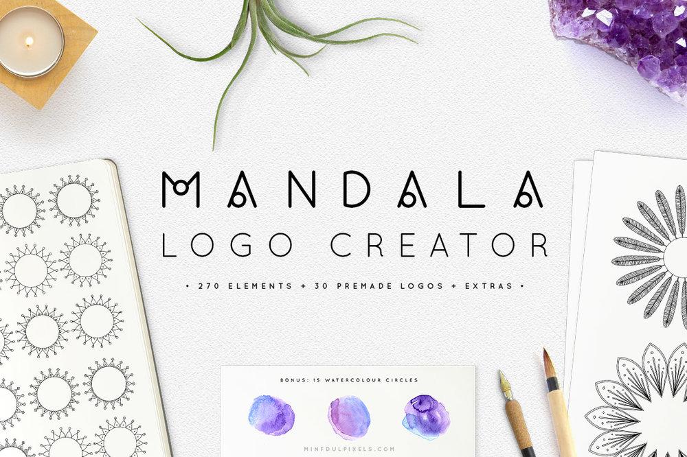 Mandala Logo Creator*