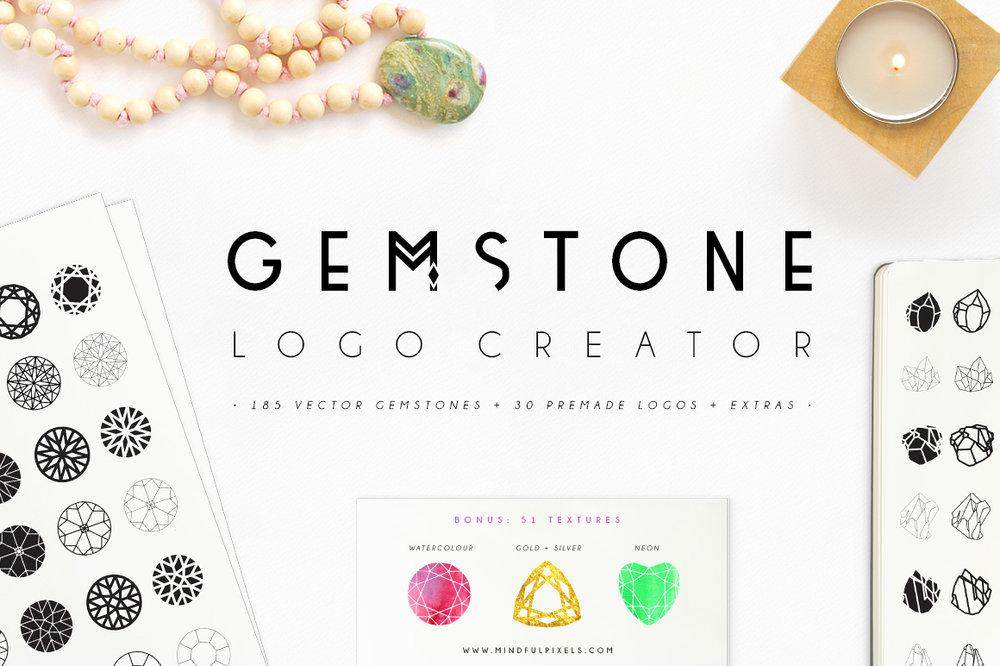 Gemstone Logo Creator*