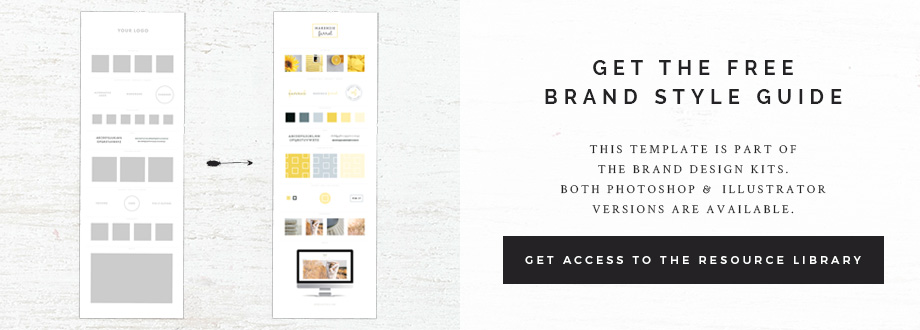 Why Your Small Business Needs a Brand Style Guide | mindfulpixels.com