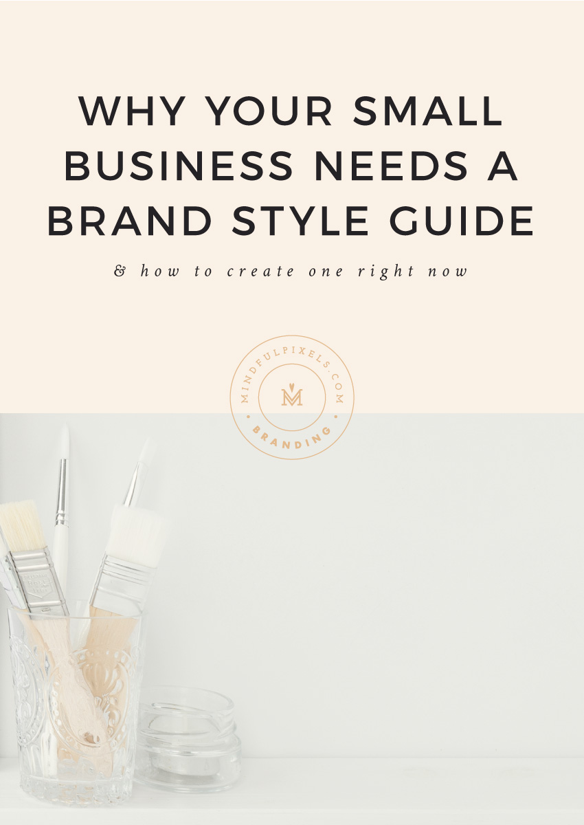 Why your small business needs a brand style guide and how to create why your small business needs a brand style guide mindfulpixels accmission Choice Image