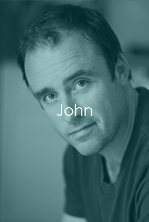 John Collins Yoga Teacher