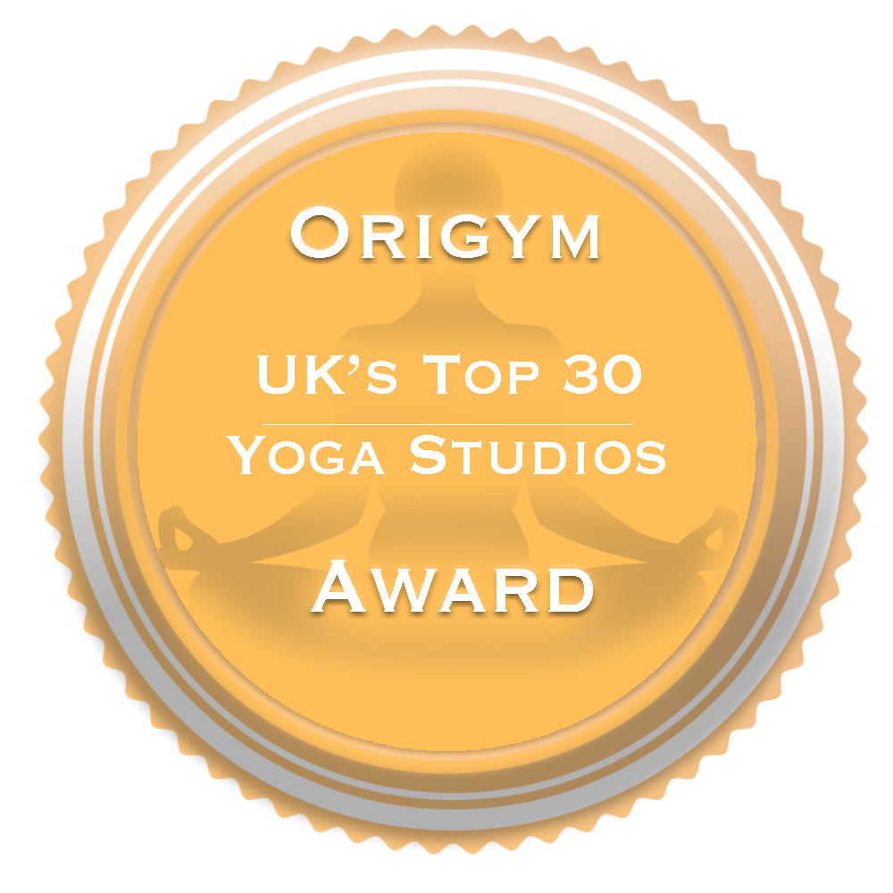 Origym UK's Top 30 Yoga Studios