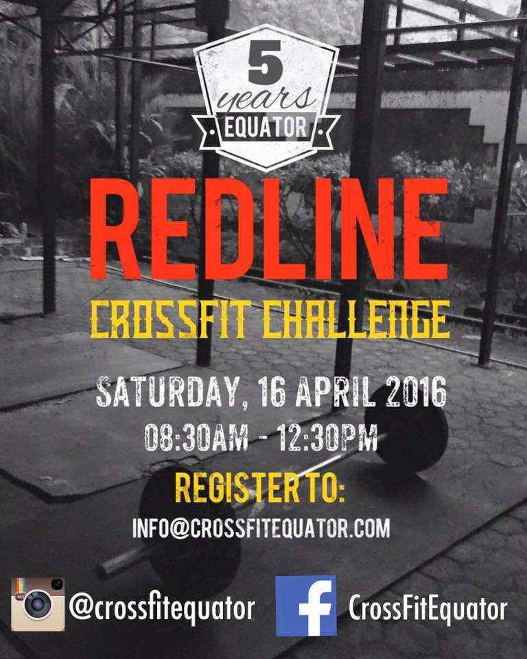 2016_CrossFit_Equator_Redline_Competition_Challenge