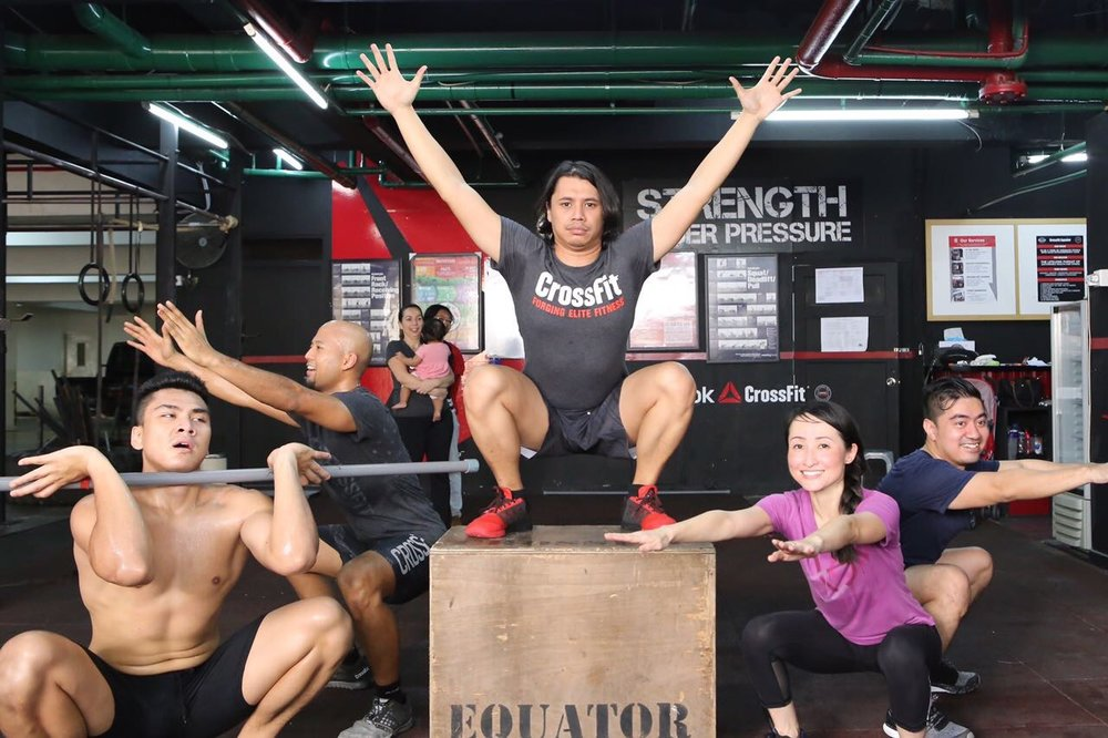 Crossfit journal the super long garage gym series part youtube