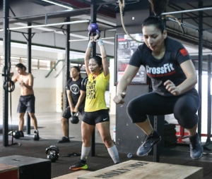 CROSSFIT EQUATOR GROUP 1