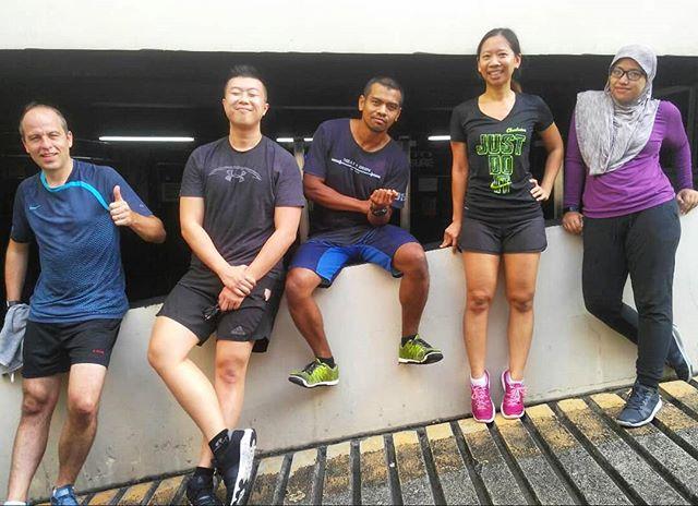 The feeling after amazing workout🏋🏻♀🏋🏻 Feel so great! 🤸🏻♀ • • Let's join us! ☎ +6281284847199 • • 📍Equator Life Wisma Anugraha (basement) Jl. Taman Kemang No.32B RT 14/ RW 1 Bangka, Mampang Prapatan Jakarta Selatan 12730  #EquatorLife  #KemangTribe #goodvibes #positivevibes #community #workout #fitness #health #healthy
