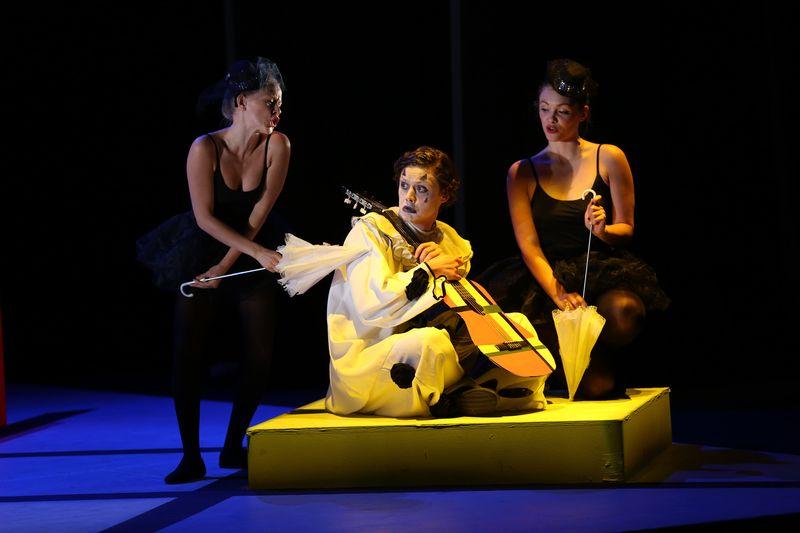 Fritz from Die Tote Stadt - RAM Opera scenes