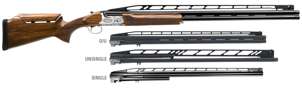 Caesar Guerini Summit Trap Shotgun  Starting at $5,925 MSRP (Competitive Pricing Available)