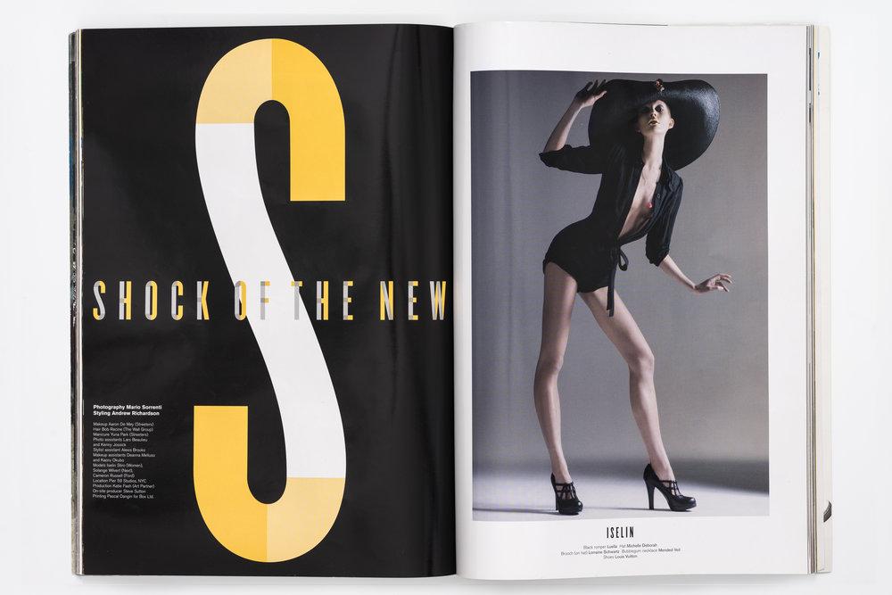 Iselin Steiro_Mario Sorrenti_V Magazine_Shock of The New_1.jpg