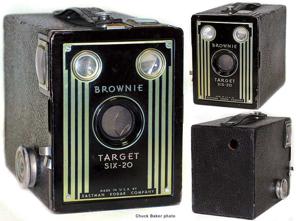 Brownie- First consumer camera