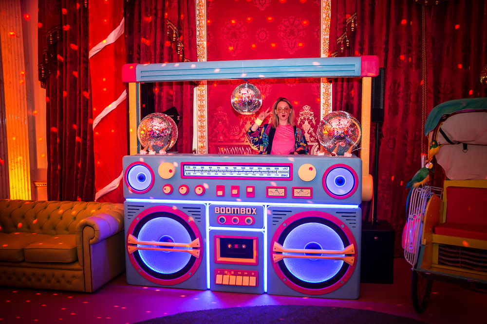 Event Prop Hire have every type of prop you could dream of and offer a set design service.