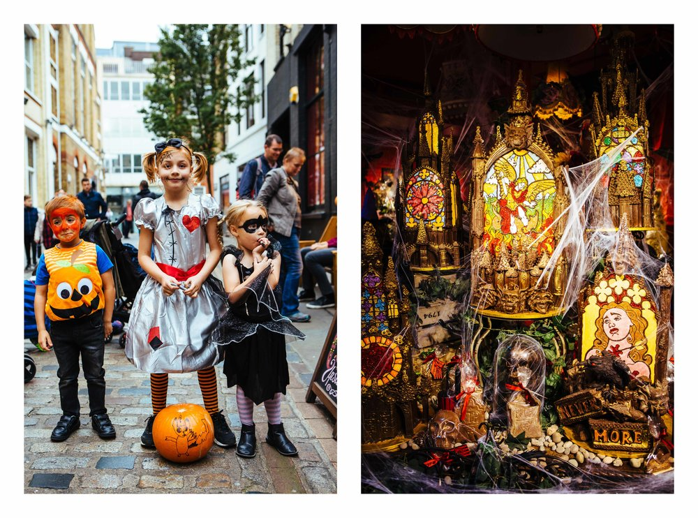 Halloween Photographer London