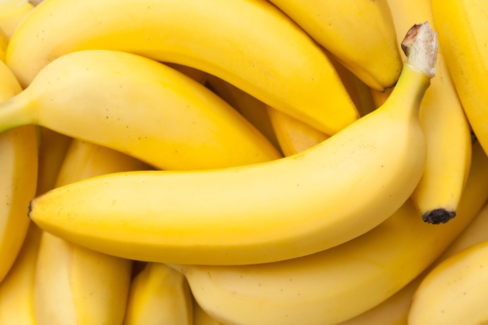 Capture Collect Photography London - Hikaru Funnell - Still Life Food Photography - Bunch of Fairtrade Bananas.jpg