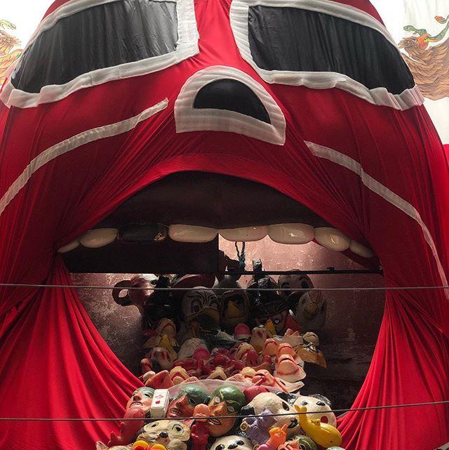 Toy museum. Bonkers. #joy #nightmares