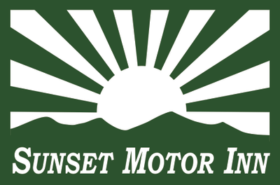 Sunset Motor Inn   Thanks for the support Jeff!