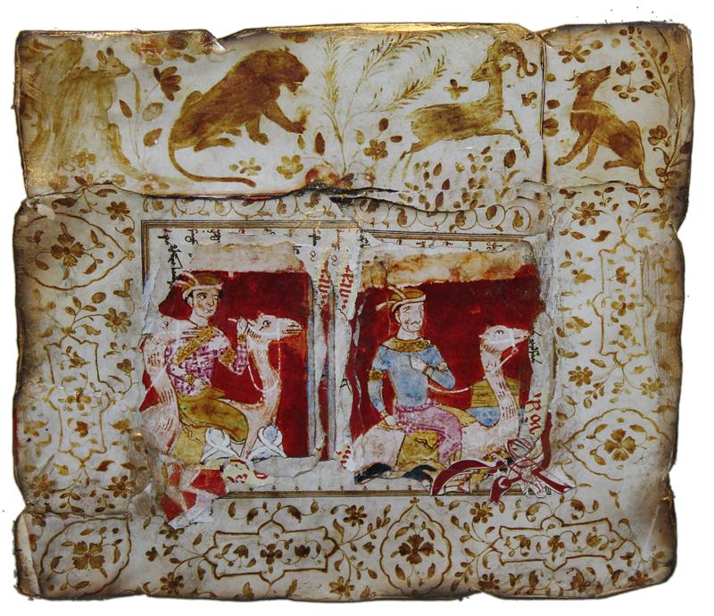 """Iš Keti Matabeli foliantų parodos """"Gruzijos istorija. Variacijos""""."""