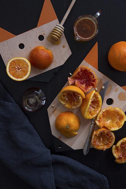 Det blir bara pannkaka - amerikanska pannkakor - amerikanska pannkakor - chocolate chip pancakes - blodapelsin - sirap
