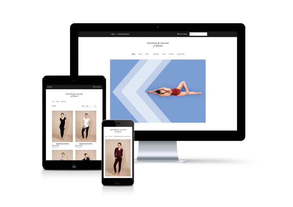 pandm-website