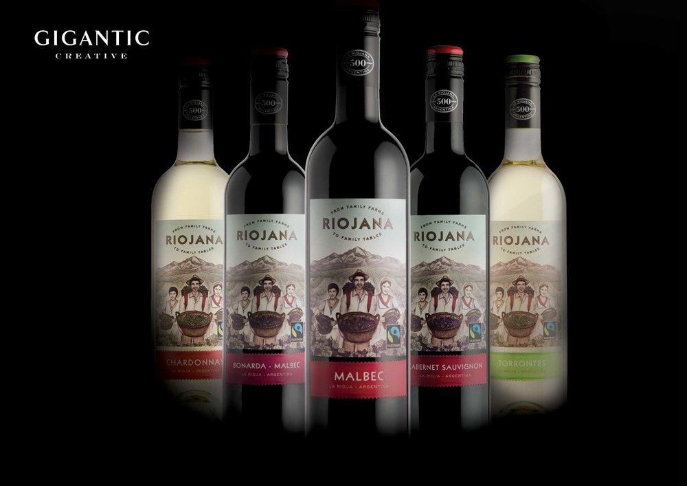 Riojana-wine-range