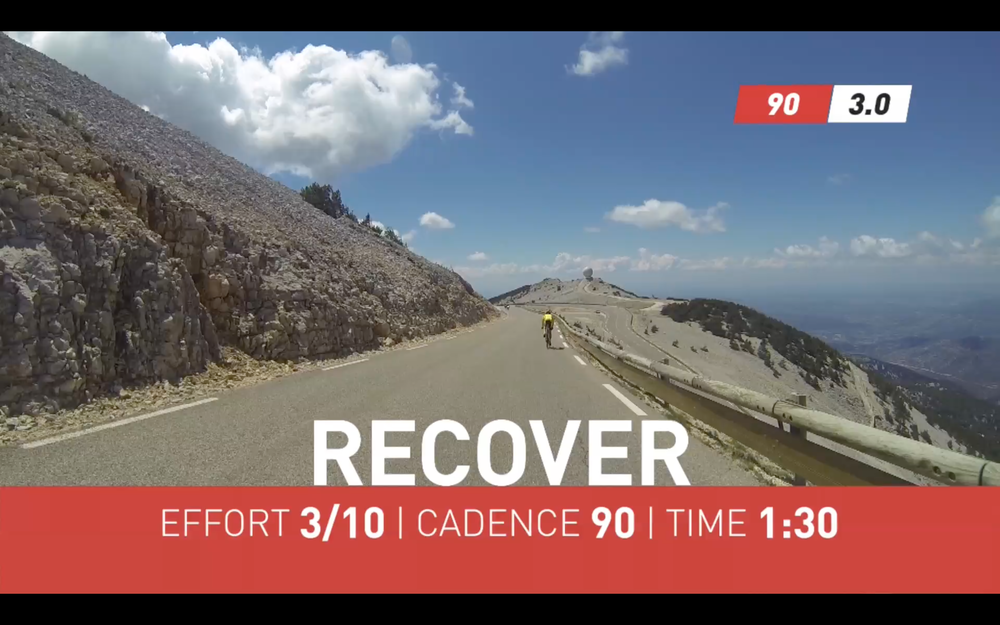 Recovery efforts courtesy of  The Col Collective: Cycling Inspiration & Education .