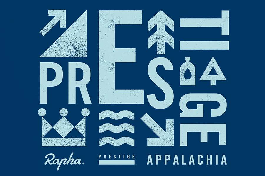 Rapha Prestige Appalachia starts in Mathias, West Virginia for this year's event.