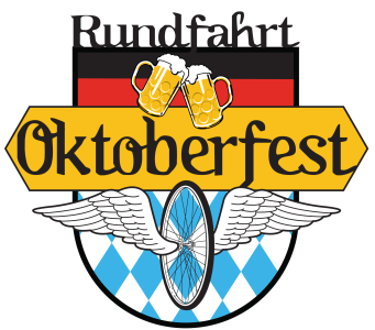 The badge from the Kermesse Sport Oktoberfest Ride page.