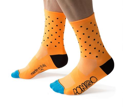 These PONGO London socks just so happen to match our site. Imagine that.