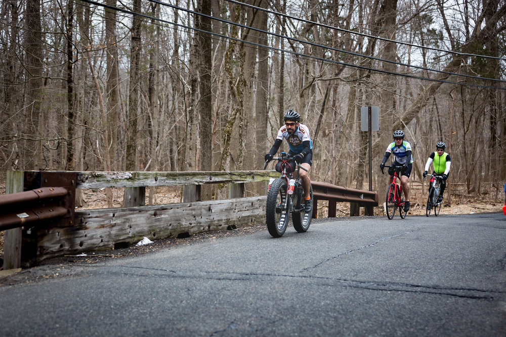 The Hell of Hunterdon always delivers with diverse bike selections. Photo courtesy Mike Maney.