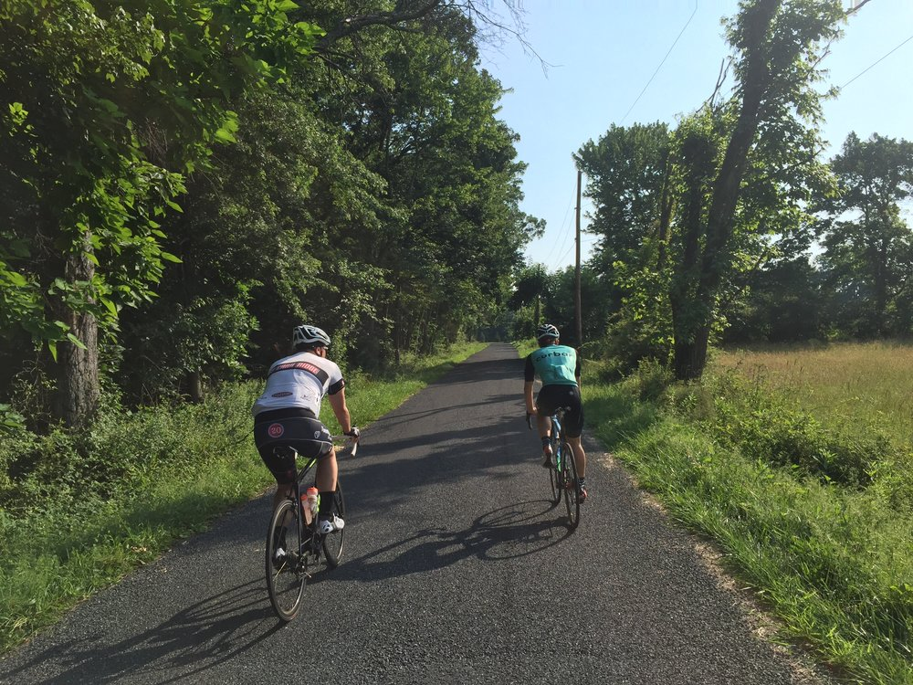 The final ride during the twenty-three day Rapha Rising time period put us well over the top for climbing.