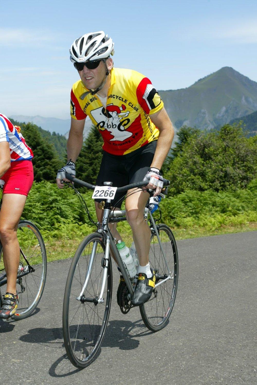 2007 L'Etape du Tour Foix - Loudenville in the Pyrenees