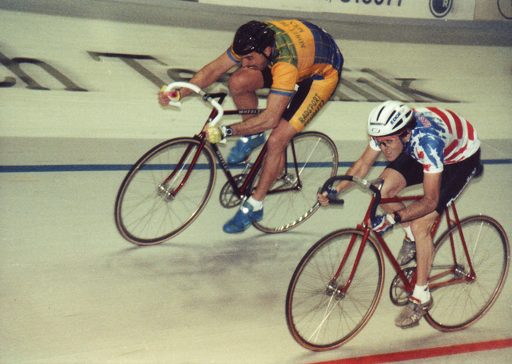 Fifth Place in the 1992 Cologne (Germany) Winter Championships