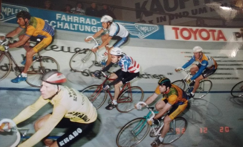 1992 Cologne (Germany) Winter Championships