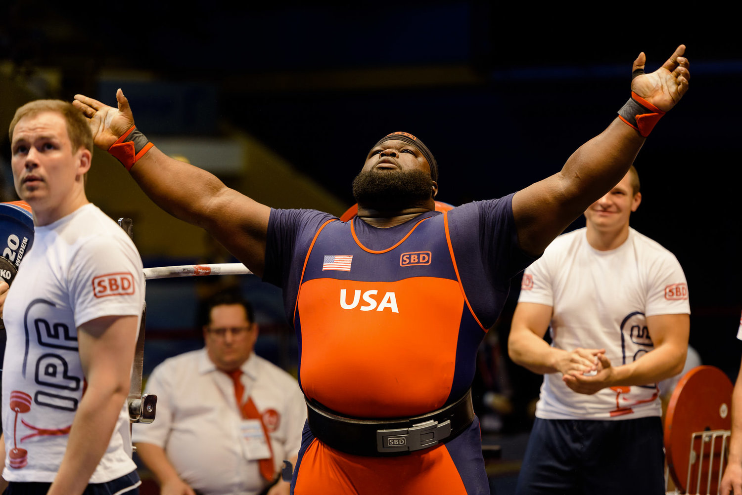Best moments of 2017 IPF World Classic Powerlifting Championships